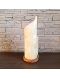 Lampe design en pierre naturelle