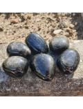 Galet en obsidienne