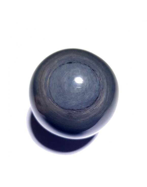 Sphère obsidienne oeil céleste