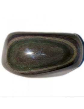 Forme libre obsidienne Oeil céleste