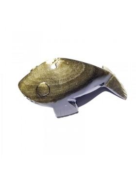 Baleine dorée