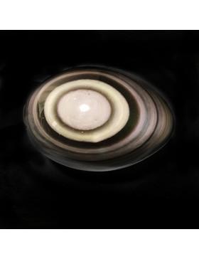 Oeuf en obsidienne oeil-céleste